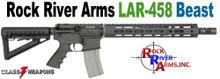 22495300 Rock River Arms LAR-458 SOC1820 SOCOM Beast