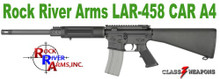 22495500 Rock River Arms LAR-458 SOC1260 SOCOM CAR A4