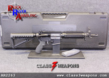 "54858603 Rock River Arms AR2263 SBR CAR A4 10.5"" Chrome Lined Barrel with added options"