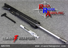 AR059501 Rock River Arms 18 inch ATH A4 Upper Half 5.56/.223 with Chromed Bolt Carrier Group