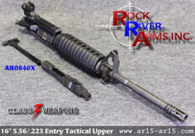 AR0840x Rock River Arms 16 inch A4 Entry Tactical Upper Half 5.56/.223