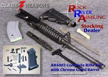 AR4002 Rock River Arms CAR A4 Complete Rifle Kit with Chrome Lined Barrel