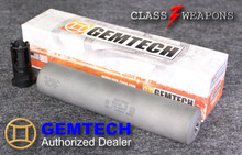 Gemtech G5-T Titanium 5.56/.223 Suppressor with 1/2x28 tpi Quickmount