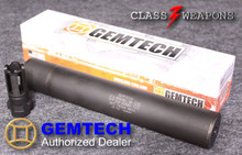 Gemtech HVT 7.62 QM Suppressor with 5/8x24 Quick Mount