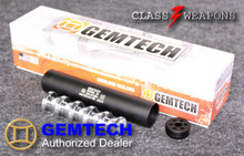 Gemtech Outback IID .22 Suppressor with 1/2x28 tpi