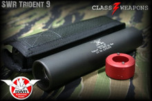 SWR Trident-9 9mm Suppressor