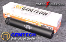 Gemtech TUNDRA 9mm Suppressor with 1/2x28 tpi L.I.D.