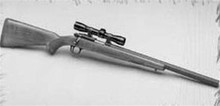 AWC ULTRA II 77/22 .22 Suppressed Bolt Action Rifle