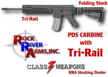 LR1297 Rock River Arms PDS Piston Driven System Carbine with Tri-Rail