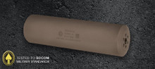 Gemtech GMT-556LE SOCOM Suppressor 1/2x28 tpi