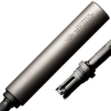 YHM-4300-TI Titanium Phantom 7.62 NATO Q.D. .30 Cal. Ultra Light Tactical Suppressor