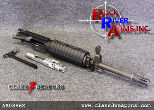 """Rock River Arms Tactical CAR A4 14""""/16"""" Upper Half 5.56/.223"""