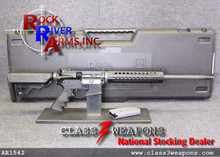 """Rock River Arms LAR-15 AR1542 Coyote Carbine with 16"""" Barrel"""