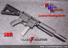 RRA9MMA4SBRS Rock River Arms 9mm A4 SBR Suppressed