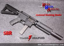 RRA9MMA4SBRS Rock River Arms 9mm A4 SBR Suppressed