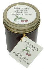 Atlantic Red Raspberry ~ 8 oz