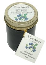 Wild Blue Point Blueberry ~ 8 oz