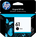 HP 61 OEM Black Ink Cartridge (CH561WN)