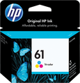 HP 61 OEM Tri-Color Ink Cartridge (CH562WN)