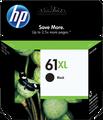 HP 61XL OEM High Yield Black Ink Cartridge (CH563WN / 61 XL)