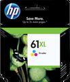 HP 61XL OEM High Yield Tri-Color Ink Cartridge (CH564WN / 61 XL)
