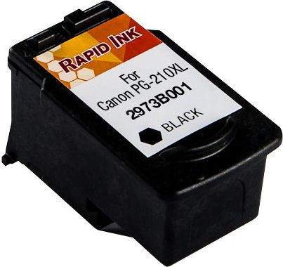 Canon PG 210XL Compatible Black Ink Cartridge 2973B001 High Yield
