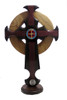 Divine Mercy St. Benedict Crucifix, 14 inch, without base stand