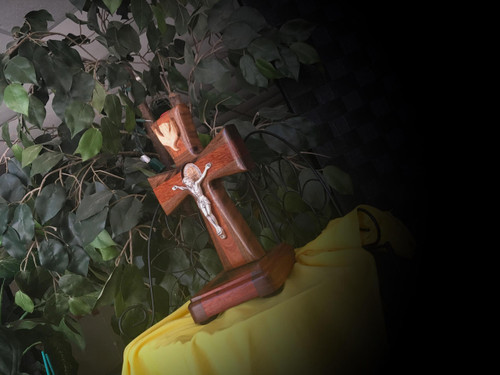 Good News St. Benedict Crucifix