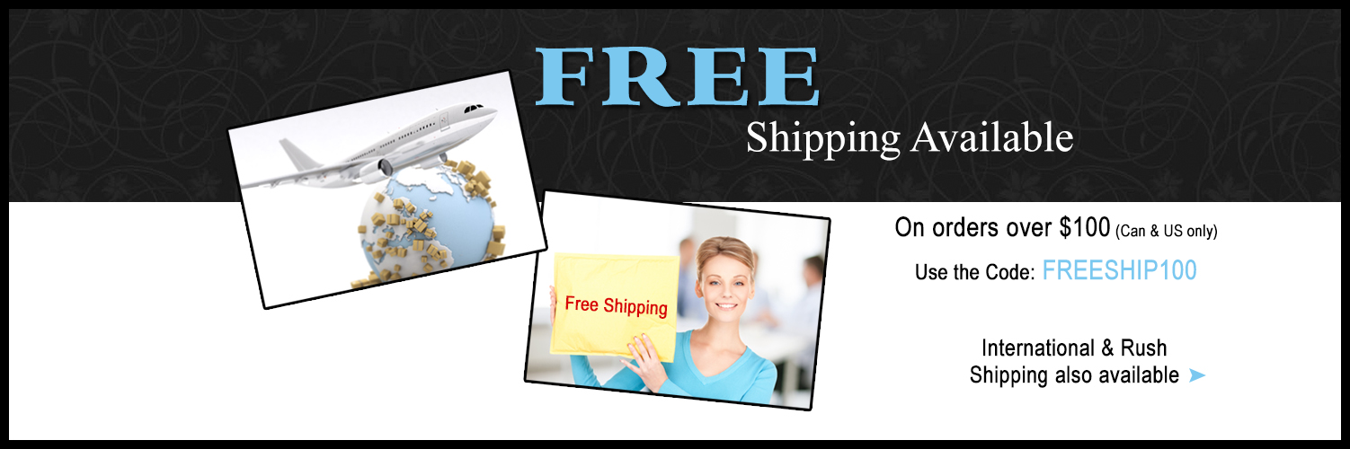 Free shipping available at Accessory Insanity