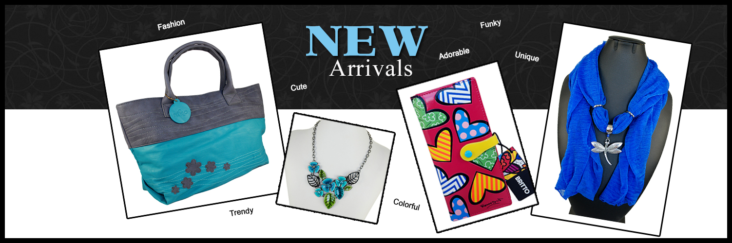 New fashion accessories available at Accessory Insanity