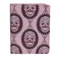 Sugar Skulls Wallpaper - Small Zipper Wallet