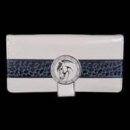 Wild Horses - Large Zipper Wallet
