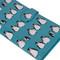 Penguin Pattern - Large Zipper Wallet