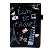 Time to Travel - Passport Wallet