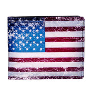 American Freedom Flag - Mens Wallet