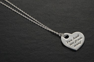 You Had Me At Woof - Love My Dog Necklace