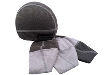 Ultra absorbent SweatHawg Skullcap - Greys