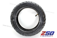 "Tyre & Tube (130/60-10"", On-Road Motard Tyre)"