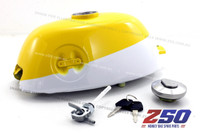 Fuel Tank Assy (Z50A-K0/K1/K2, Yellow/White Colour)