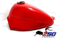 Fuel Tank Assy (Z50J or Z50R, Red Colour)