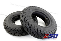 "(2pcs) Tyre & Tube (4.00-8"", On-Road Tyre)"