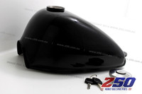 Fuel Tank Assy (Z50J or Z50R, Black Colour)