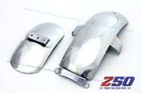 Fender Kit (Front & Rear, Z50A, Steel Chromed)