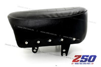 Seat (Suit Z50J1, Z50A K3-K6, Black Colour Vinyl Cover)