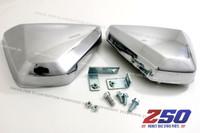 Rear Side Cover, Battery Cover (Plastics Chromed)
