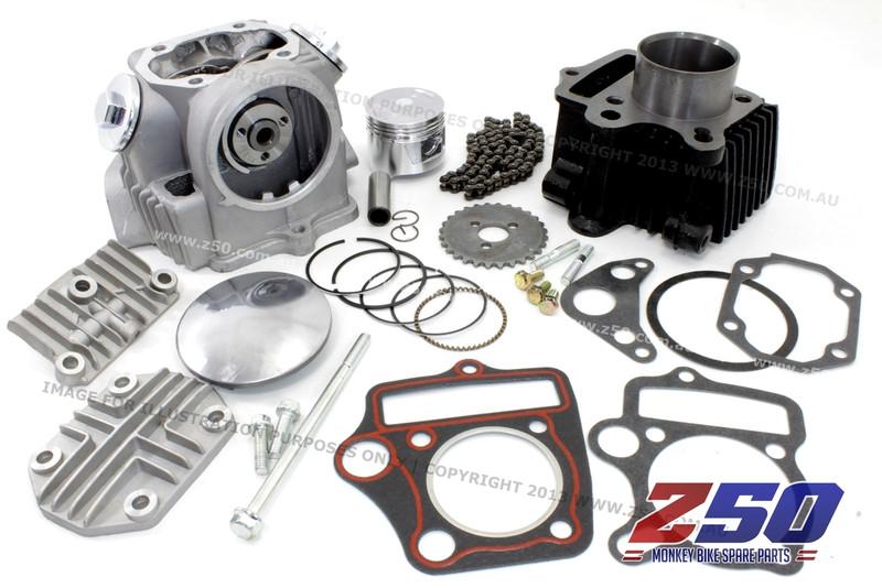 Honda Aftermarket Z50 Top End Cylinder Rebuild Kit