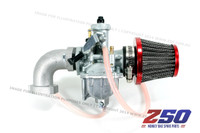 Carby Manifold Set (suit for 110-125cc, w/ Air Filter)