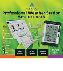 Aercus Instruments WS2083 Pro Wireless Weather Station