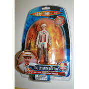 Doctor Who The Seventh 7th Dr. Poseable Action Figure