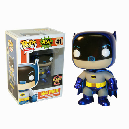 Alamo City Comic Con Funko Batman